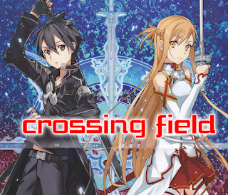 lisa crossing field sword art online