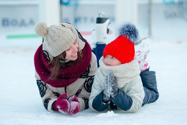 Sporturi de iarna pentru copilul tau