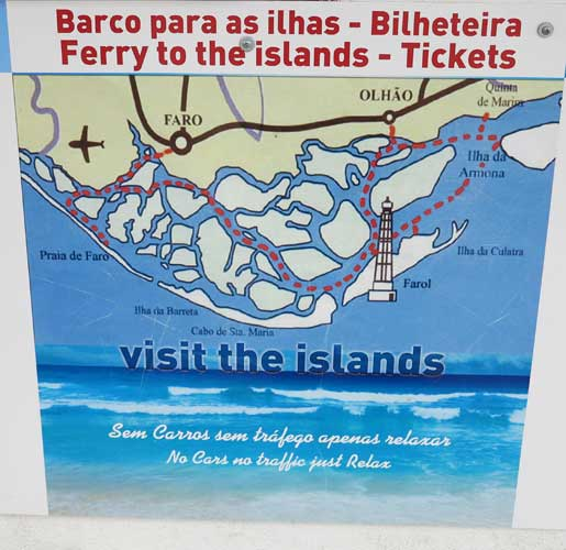 Ilha da Armona.
