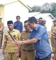 Wakil Walikota Pastikan Progres Pembangunan Rumah Relokasi di Oi Fo'o