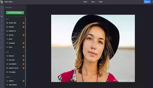 أفضل 5 مواقع للتعديل على الصور (online) مع واجهات سهلة للتعامل مع الصور