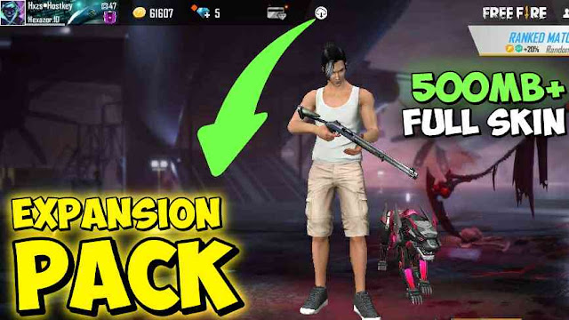 Download File Expansion Pack Garena Free Fire Update Terbaru