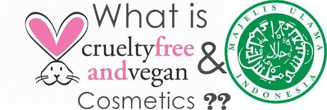 "Apa itu "" Animal Cruelty Free "" dan Kosmetik Halal ?"