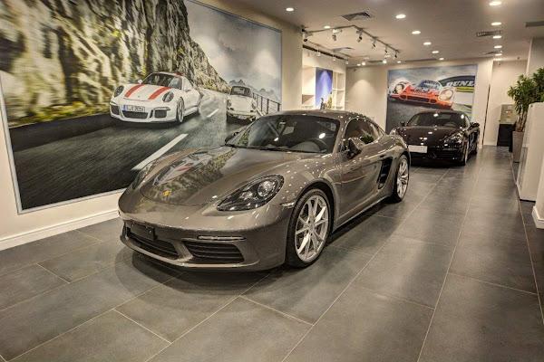 Porsche inaugura concessionária de seminovos certificados no Rio de Janeiro
