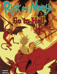 Rick and Morty: Go to Hell