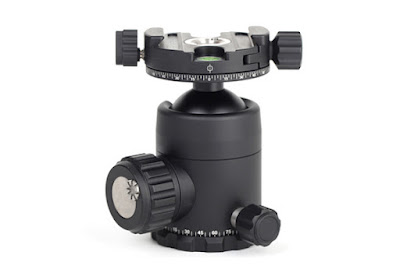 Sunwayfoto FB-36DDH ball heas w/ DDH-02 Panning clamp side
