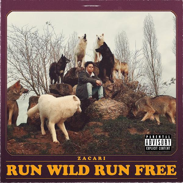 Zacari - Run Wild Run Free - EP Cover