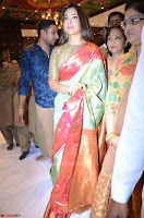 Shriya Saran Looks Stunning in Silk Saree at VRK Silk Showroom Launch Secundrabad ~  Exclusive 168.JPG