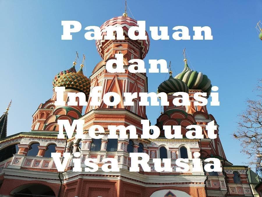 membuat visa rusia