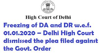 freezing-of-da-and-dr-delhi-high-court-judgement-01-06-2020