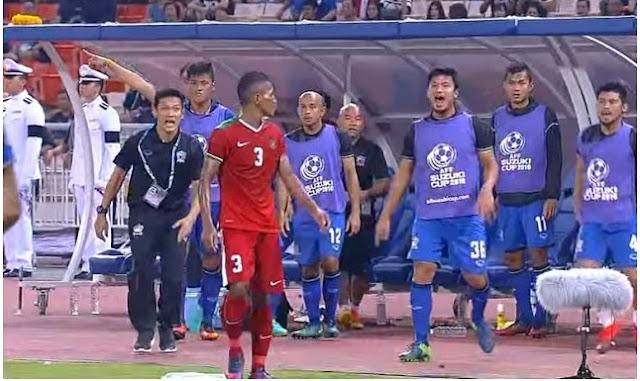 Ternyata Hal Ini Yang Bikin Abduh Lestaluhu Begitu Emosional Saat Final Piala AFF