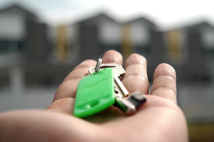 keys to house