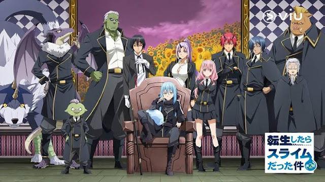 Tensei shitara Slime Datta Ken Season 2 Part 2
