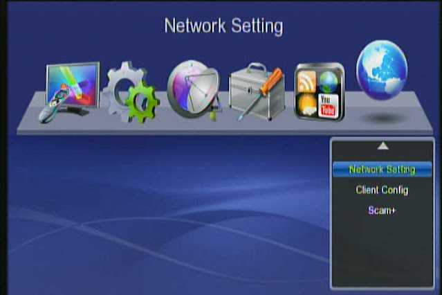 GX6605S 5815 V4.1 NEW SOFTWARE WITH ONE YEAR FREE SCAM SERVER & GREEN GOTO REMOTE