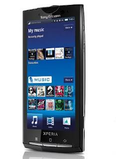 Firmware For Device Sony Xperia X10 X10i