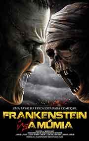 Filme Frankenstein vs. a Múmia