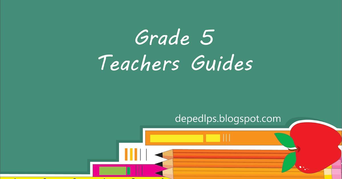 lesson plan grade 5 2nd quarter grade 5 k 12 2nd quarter
