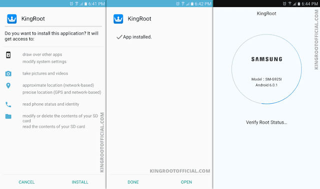 New Kingroot Apk