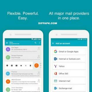 Aqua Mail – email app Apk v1.25.2-1666 PRO [Latest]