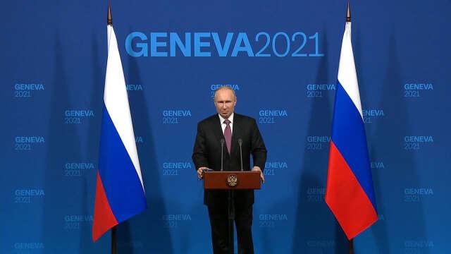 Πούτιν: Επιστρέφουν οι πρέσβεις σε Ουάσινγκτον και Μόσχα