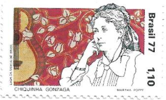 Selo Chiquinha Gonzaga