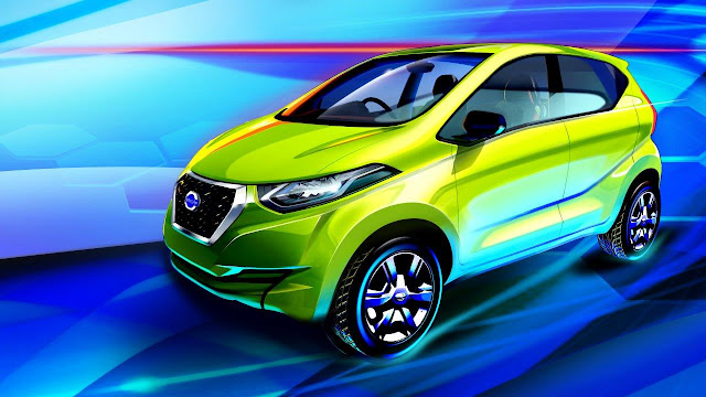 Datsun Redi-GO World Premiere On 14th April In India