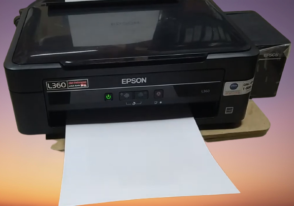 Solve the Problem Epson L360 Printer and Epson L220 Blank Print Results
