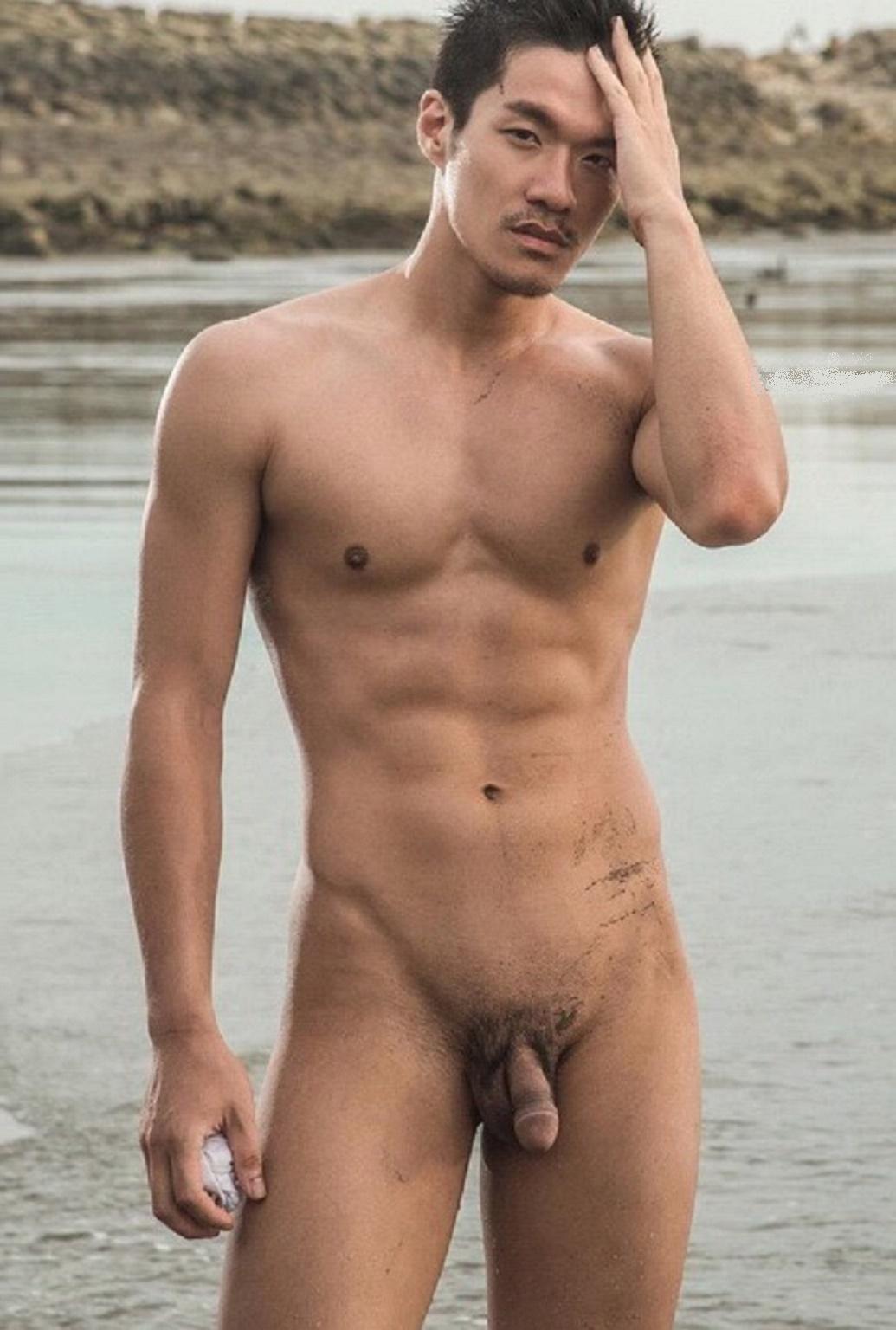 Japanese Tourists Slammed For Mass Naked Swim In Thailand Finger
