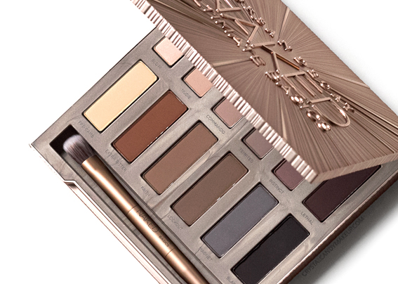Urban Decay UD Naked Ultimate Basics Palette Holiday 2016 Review