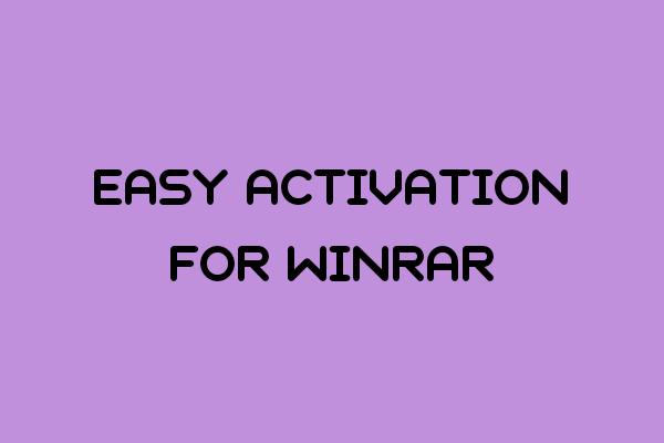Cara Mudah Aktivasi WinRAR Dijamin Sukses dan Aman dari Virus!