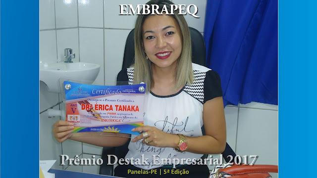 DRª ÉRICA TANAKA (Psicóloga)