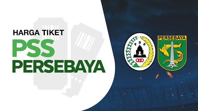 Harga tiket online pss vs persebaya di liga 1 2019