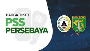 Ini Harga Tiket PSS vs Persebaya di Liga 1 2019