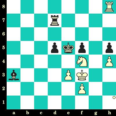 Les Blancs jouent et matent en 2 coups - Yuriy Kuzubov vs Alexander Van Beek, Gibraltar, 2007