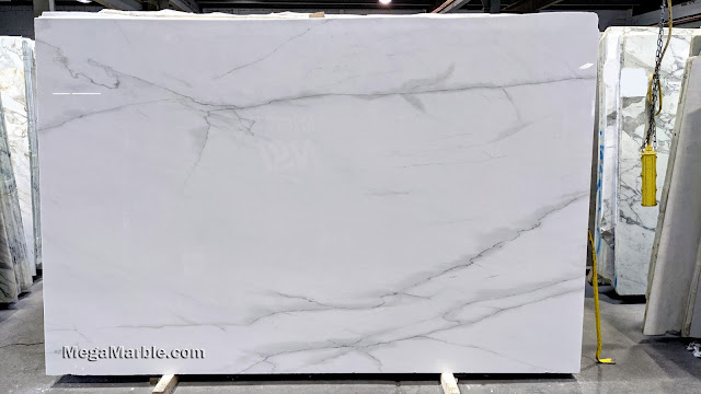 Calacatta Lincoln Marble Slab Polished 3cm