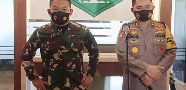 Mabes TNI Akui Tak Ada Perintah, Tapi Panglima TNI Dukung Pangdam Copot Baliho HRS