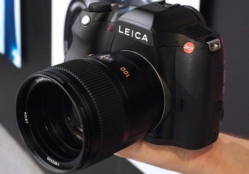 Orta Format Fotoğraf Makinesi