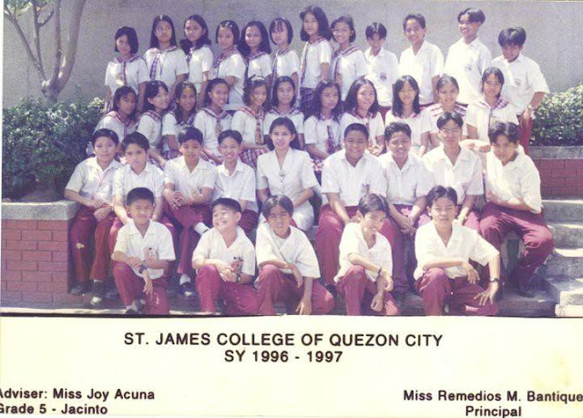Can You Spot Angel Locsin In This Class Photo Dated 1996-1997? Check This Out!