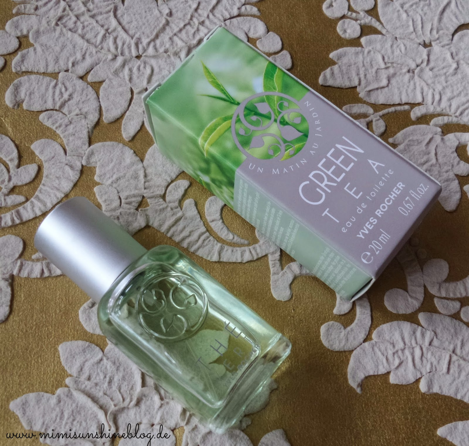Yves Rocher Green Tea Eau de Toilette