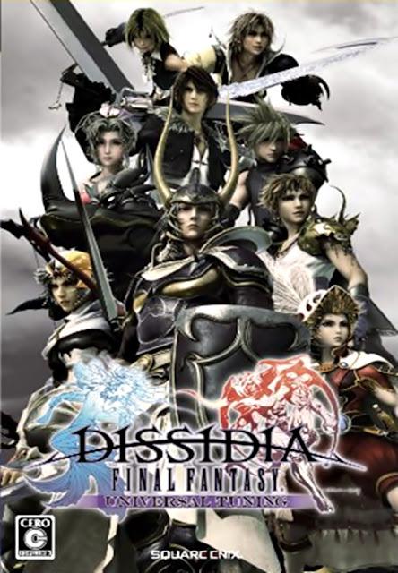 Detonado - Final Fantasy Dissidia