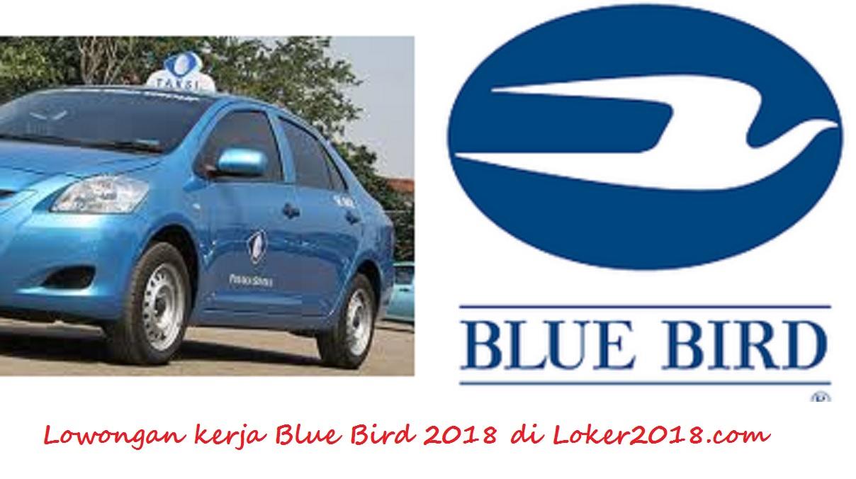 loker 2018 blue bird