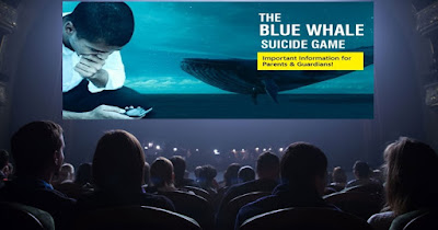 Blue Whale: ipotesi da film horror