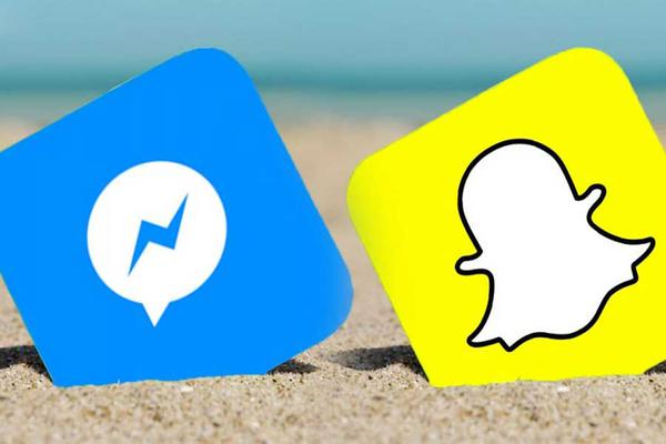 فيسبوك تقتبس ميزة جديدة من سناب شات على تطبيقها مسنجر