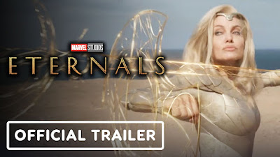 Marvel's Eternals Final Official Trailer