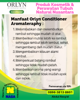 Conditioner Aromatherapy
