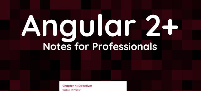 download advance angular 2 framework book pdf, angular 2 framework