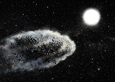 Puzzling asteroid observations explained by destruction of asteroids close to Sun