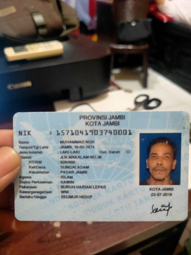 Ini Pemenang Lelang Motor Jokowi Warga Jambi