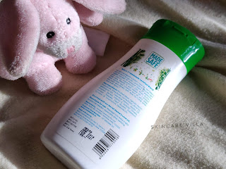 Mamaearth Baby Lotion Review