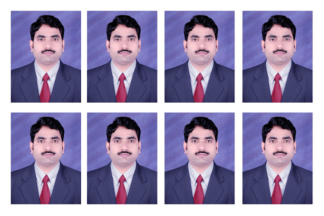Passport Size Photo Size in India FCT || Passport size photo size in pixels in Photoshop?